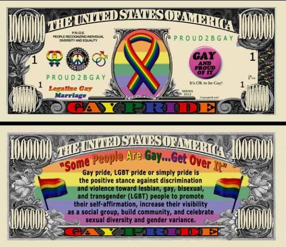 Gay Pride Bill