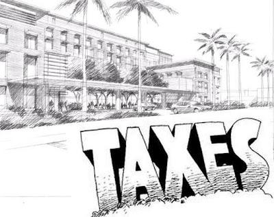 hotel taxes